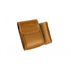 Genuine Leather 리어 하이웨이바 백 - Desert Tan